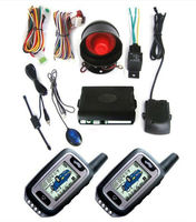 Super quality two way Car Alarm Security System