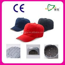 2015 red hi vis bump cap safety work hard hat for sale