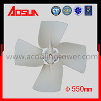 4 blades 550mm ABS fan for cooling tower/cooling tower part