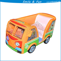 Kids coin operated game machine, Electric Bus