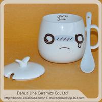 2015 new design 3d cartoon mugs