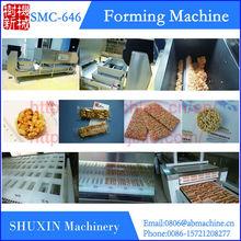 rice cake making machine,poped rice candy,energy bar forming machine