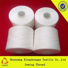 Virgin 100% spun polyester yarn for sewing thread 40/2