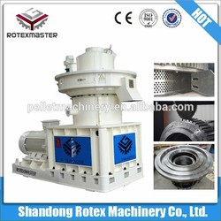 Good selling in Thailand Oil Pam Fiber Pellet Machine / Wood Pellet Machine / Sawdust Pellet Machine