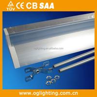 60w good quality aluminum housing 6 ft led light fitting
