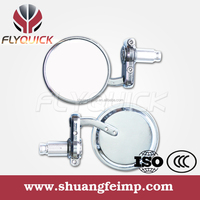 SF-001 FLYQUICK High Quality bar end mirrors for rizoma handlebar end mirror with sv650 bar end mirrors for sale