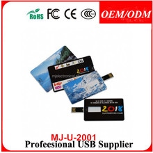 card flash drive usb , advertising card usb flash drive wholesale