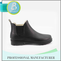 China supplier Removable EVA Waterproof mens rubber garden shoes