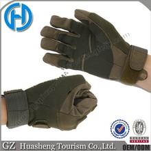 Full finger military arsoft assault combat gloves for tactical