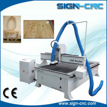 SIGN-1325 cnc router wood relief machine / 3d carving machine for furnitur making