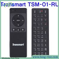 Wholesale Tronsmart TSM-01-EN 2.4G Air Mouse for Android TV Box with Russian Language Keyboard
