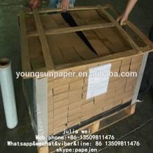 160 gsm rebaño papel con paper back Burundi