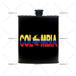 Cheap hip flask plastic hip flask COLOMBIA