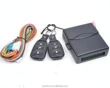 DC 12V Voltage and Keyless Entry Function Battlesnake LED indicator& car door alert car alarm with central locking system