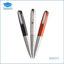 High quality metal pen cute fat ball pen hot sale ballpoint pen