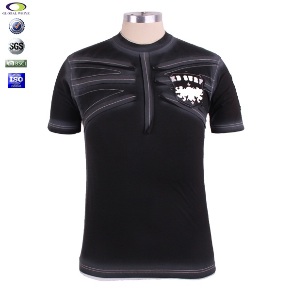 China high quality fashionable wholesale t shirt for Bulk quality t shirts