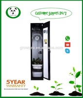 Hydroponics Growing System All In One Cabinet garden plant box Mini Indoor Green House