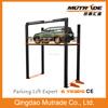 Four Post Car Elevator lifting car stopper transporation car elevator