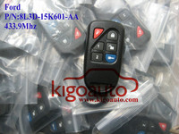 OEM 433.9Mhz 8L3D-15K601-AA keyless entry 6 button car key for Mazda