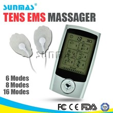 Hot sale SM9126 fda approved physiotherapy equipment tens unit