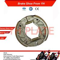 motorcycle parts cg125 brake shoe,Chongqing motorcycle cd70 brake shoe,China cg125 motorcycle shoe brake