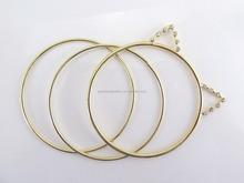 Paradise Jewelry, Cute Animal Gold Jewellery Cat Ear 22k Gold Bangles