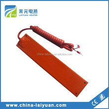 High Density 220v Silicone Rubber Heater Bed 400x600