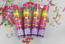 30CM balloon packaging birthday party popper