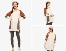 Venta al por mayor suéteres agradable para mujer la alta calidad