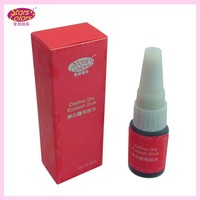 Lowest Price Slow Dry Free Odor No Stimulus Eyelash Extension Adhesive