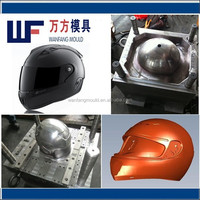 half face motorcycle helmet mould with new design/high quality abs motorcycle helmet mould