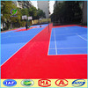 outdoor PP interlocking sports floor tile badminton flooring