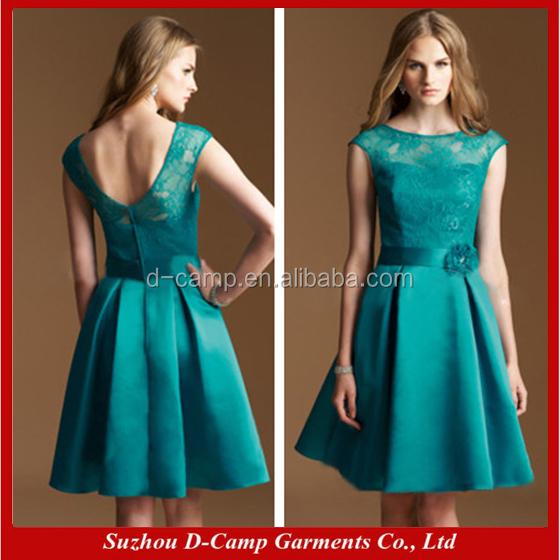 Bridesmaid Dresses Patterns Knee Length - Wedding Dresses In Jax