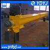 ISO Professional screw conveyor for powder