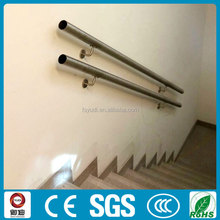 Stainless steel tube stairs handrail prices