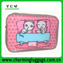 kids gift pvc stationery pouch