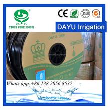 DAYU Irrigation - Subsurface Drip Irrigation System
