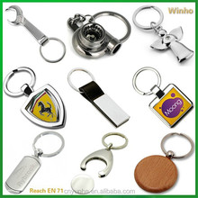 Promotion Metal Keychain, Custom Keychain, Wood Keychain