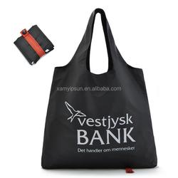 Hot sale Fashion Foldable Nylon Shopping Bag