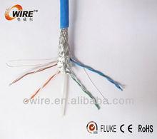 best seller double shield lan cable stp cat 6