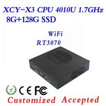 Thin Client Computer Dual Core CPU Intel Core i3 X3 CPU random delivery Mini Desktop PC i3 Window 8.1/7/Linux/Xp 8G/128G