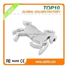 hot selling!! horse shape 512gb usb flash drive,special usb flash drive