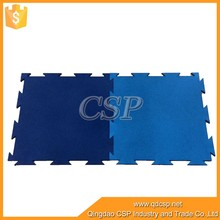 Anti-slip Wearable high quality outdoor interlock floor/ interlock outdoor floor
