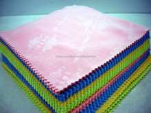 colorful superb fibre glasses cleaning cloth