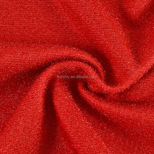 MF-015 jacquard style fabric polyester and pp silk material cloth from china