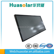 Glazed Flat Plate Solar Thermal Collector With Solar Copper Heat Pipe Collector