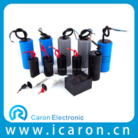 factory direct 0.22uf 400v metallized polyester film capacitor for air conditioning