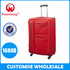 men and women, 1680D trolley luggage
