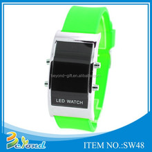 Wholesale customized hot selling silicone watches
