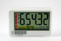 ESL tag electronic shelf label for supermarket warehouse retail chain